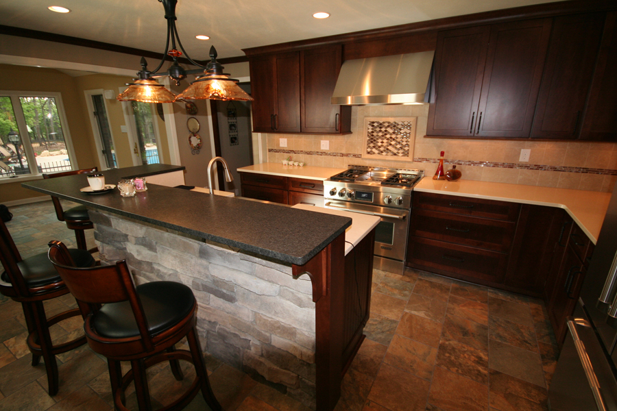 Charmant New Work: Featuring Medallion Cabinetry Installation